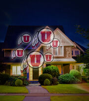 University of Utah Utes Team Pride Light, , hi-res