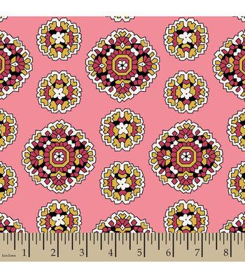 """Springmaid® Premium Cotton Fabric 44""""-Medallion"""