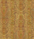 Waverly Upholstery Fabric 54\u0022-Beauclaire Wheat