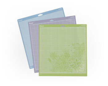 Cricut® Adhesive Cutting Mats Multi pack