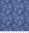 Keepsake Calico™ Cotton Fabric 43\u0022-Floral Blue