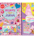 Decorate This Journal Kit