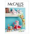 McCall\u0027s Crafts Animals-M6485