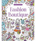 Parragon Fashion Boutique Coloring Book
