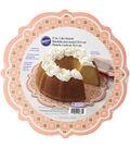 Wilton® Retro Rounds Cake Plates, 3-Count
