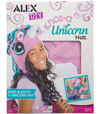 DIY Knot-A Unicorn Hat Kit