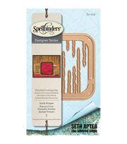 Spellbinders® Die D-Lites Seth Apter Etched Die-Icicle Stripes, , hi-res