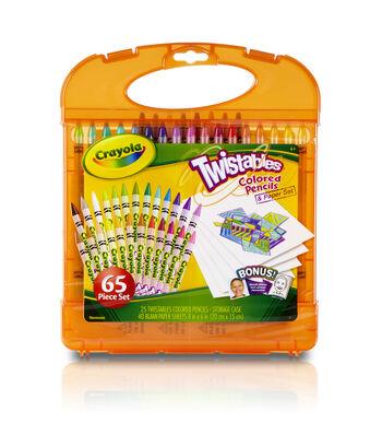 Crayola® Twistable Colored Pencil Kit