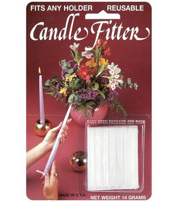 Darice® Candle Fitter Candle Adhesive