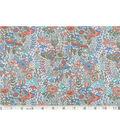 Keepsake Calico Fabric - Bird Floral Outline