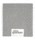 Fabric Quarters Cotton Fabric 18\u0022-Assorted White