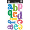 Me & My Big Ideas Large Alphabet Stickers 10 Sheets