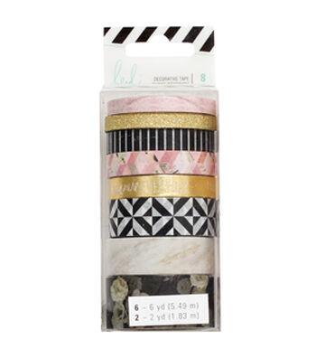 Heidi Swapp Magnolia Jane 8 Pack Washi Tape