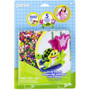 Perler Fun Fusion Fuse Bead Activity Kit-Pond Friends, , hi-res