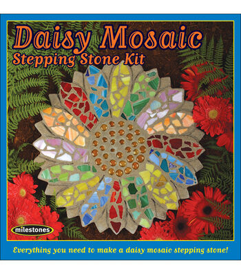 Daisy Step Stepping Stone Kit