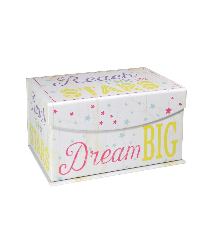 Wonderful Organizing Essentials™ Small Trunk Dream Big