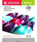 Momenta 10 pk 3\u0027\u0027 Design & Print Cookie Boxes