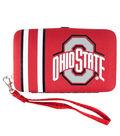 Ohio State University Buckeyes Shell Wristlet