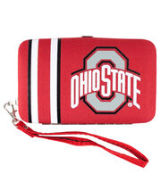 Ohio State University Buckeyes Shell Wristlet, , hi-res