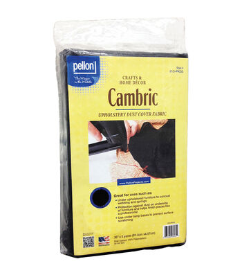 Pellon Cambric Fabric For Upholstery