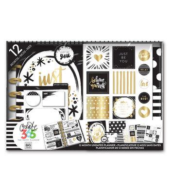 Create 365 The Happy Planner™ Mini Box- Black & White