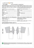 Mccall Pattern V1330 16-18-20-2-Vogue Pattern