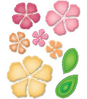 Spellbinders Megabilities Die Rose Creations, , hi-res