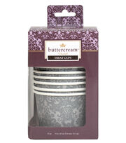 Buttercream™ Elizabeth Collection Treat Cups, , hi-res