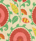 Home Decor 8\u0022x8\u0022 Fabric Swatch-Waverly Flor Feliz Carnival