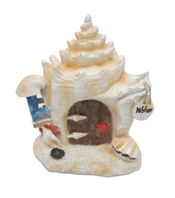 Bloom Room Littles Resin Conch Shell House