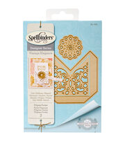 Spellbinders® Shapeabilities® Etched Die-Filigree Pocket, , hi-res