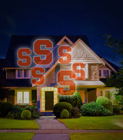 Syracuse University Orange Team Pride Light, , hi-res