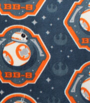 "Star Wars™: The Force Awakens Fleece Fabric 58""-BB8, , hi-res"