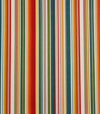 Solarium Outdoor Print Fabric 54''-Portstripe Woodland