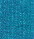 HGTV Home Upholstery Fabric 54\u0022-Token Texture/Peacock