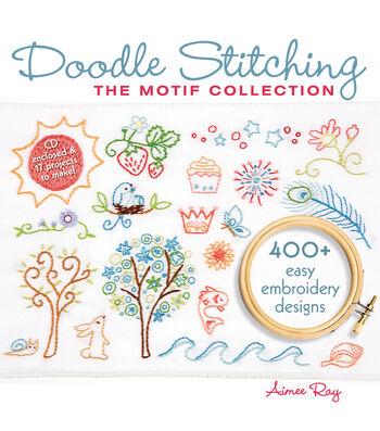 Lark Books-Doodle Stitching