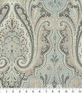 Waverly® Multi-Purpose Decor Fabric 54\u0022-Set the Mood Spa