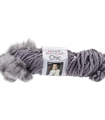 Red Heart Boutique Chic Yarn-Shadow