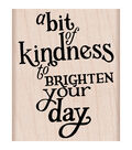 Hero Arts® Mounted Rubber Stamp-Bit of Kindness