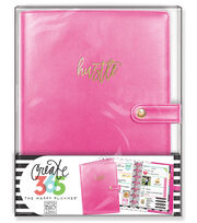 Create 365 The Happy Planner™ Mini Deluxe Cover-Berry, , hi-res