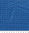 Keepsake Calico™ Cotton Fabric 44\u0022-Rappaport Lapis