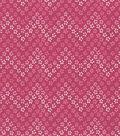 Keepsake Calico™ Cotton Fabric 44\u0022-Mitrepeak Pink