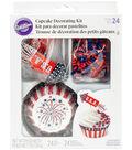 Wilton® 4th of July Cupcake Decorating Kit-Rocket