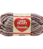 Red Heart Grande Yarn-Barley, , hi-res