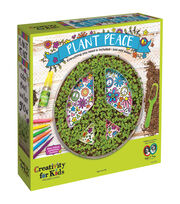 Creativity For Kids Plant Peace Indoor Gardening Kit, , hi-res