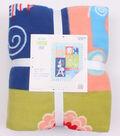 No-Sew Throw Fleece Fabric 72\u0022-J\u0027Adore Paris