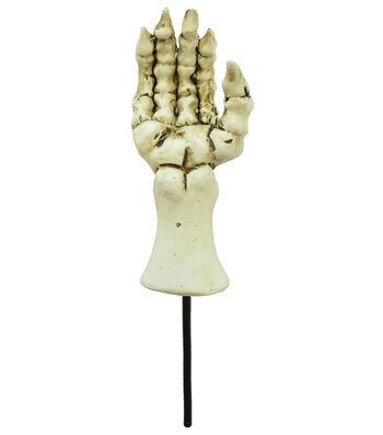 Maker's Halloween Littles 3.5'' Halloween Skeleton Hand Pick