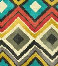 HGTV Home Upholstery Fabric 55\u0022-Like A Diamond Fog
