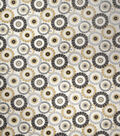 Home Decor 8\u0022x8\u0022 Fabric Swatch-Upholstery Fabric SMC Designs Joyce Graphite