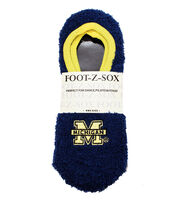 University of Michigan Wolverines Foot-z Sox, , hi-res